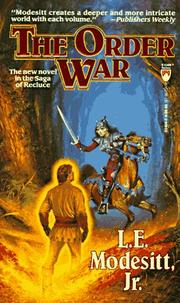 Cover of: The Order War (Recluce series, Book 4) by L. E. Modesitt Jr.