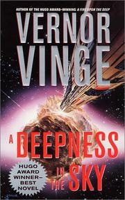 Cover of: A Deepness in the Sky (Zones of Thought) by Vernor Vinge