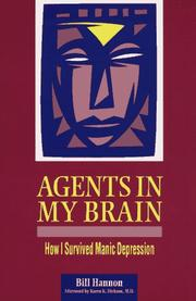 Cover of: Agents in my brain by Bill Hannon