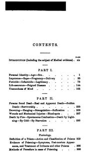 Cover of: Principles of forensic medicine by William Augustus Guy
