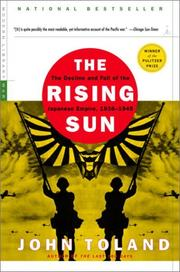 Cover of: The rising sun by John Willard Toland