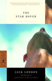 Cover of: The star rover by Jack London