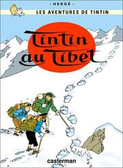 Cover of: Tintin au Tibet | Hergé