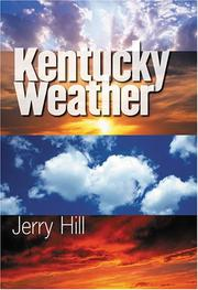 Cover of: Kentucky Weather | Jerry D. Hill