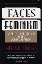 Cover of: Faces of feminism by Sheila Tobias