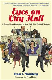 Cover of: Eyes on City Hall | Evan J. Mandery