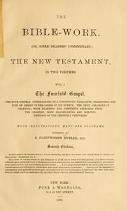 The Bible-work, or, Bible readers' commentary
