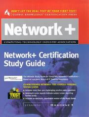 Cover of: Network+ Certification by Syngress Media