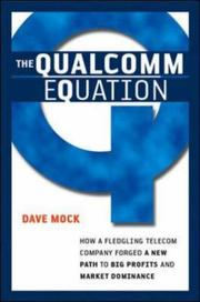 Cover of: The Qualcomm Equation | Dave Mock