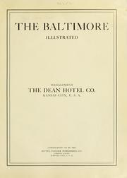 Cover of: The Baltimore | George Stuart Hill