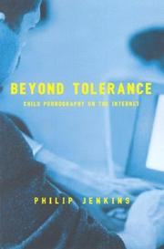 Cover of: Beyond Tolerance by Philip Jenkins