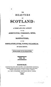 Cover of: The beauties of Scotland | Robert Forsyth