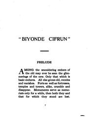 Cover of: Biyonde cifrun (beyond zero) | George D. Buchanan
