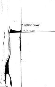 Cover of: Court leet records | Southampton, Eng. Court leet