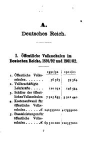 Cover of: Deutsches Reich | A[lwin] Petersilie
