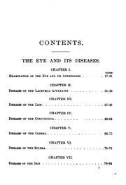 Cover of: Diseases of the eye and ear | Arthur Nathaniel Alling