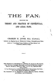 Cover of: The fan | Charles Herbert Innes