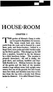 Cover of: House-room | Ida Wild
