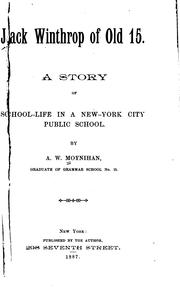 Cover of: Hack Winthrop of Old 15 | Abram W Moynihan