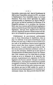 Cover of: Chambres législatives: histoire, organisation, fonctionnement et jurisprudence parlementaires | Victor Chauffour