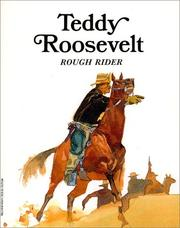 Cover of: Teddy Roosevelt | Sabin
