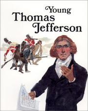 Cover of: Young Thomas Jefferson by Francene Sabin