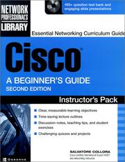 Cover of: Cisco | Salvatore Collora
