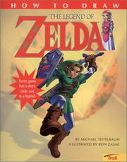Cover of: How to Draw the Legend of Zelda | Ron Zalme