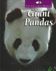 Cover of: Giant pandas | Karen Dudley