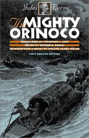Cover of: The mighty Orinoco | Jules Verne, Jules Verne, Jules Verne