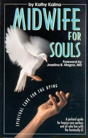 Cover of: Midwife for souls by Kathy Kalina