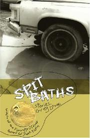 Cover of: Spit Baths | Greg Downs, Greg Downs
