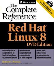 Cover of: Red Hat® Linux® 8 | Richard Petersen