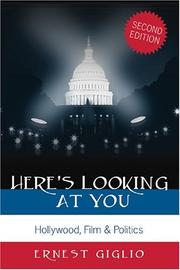 Cover of: Here's looking at you by Ernest D. Giglio