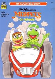 Cover of: Muppets on Wheels by Golden Books