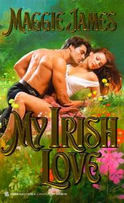 Cover of: My Irish love by Maggie James