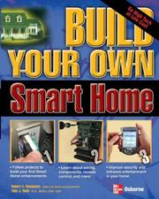 Cover of: Build Your Own Smart Home (Build Your Own) | Anthony Velte