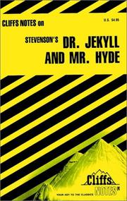 Cover of: Dr. Jekyll and Mr. Hyde | James Lamar Roberts