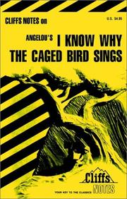 Cover of: I know why the caged bird sings | Mary Robinson