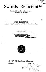 Cover of: Swords Reluctant by Sir Max Pemberton
