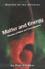 Cover of: Matter and Energy by Paul Fleisher