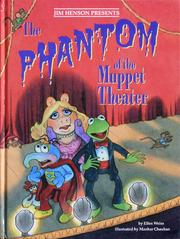 Cover of: Phantom of the Muppet Theater | Ellen Weiss
