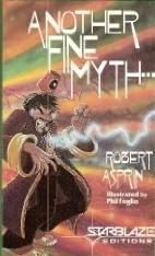 Cover of: Another fine myth by Robert Asprin