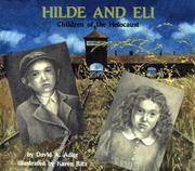 Cover of: Hilde and Eli, children of the Holocaust | David A. Adler