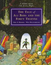 Cover of: The tale of Ali Baba and the forty thieves | Eric A. Kimmel