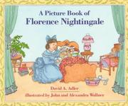 Cover of: A Picture Book of Florence Nightingale by David A. Adler