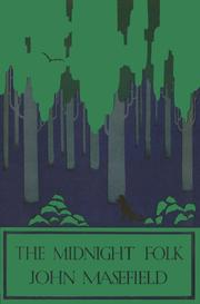 Cover of: The midnight folk by John Masefield