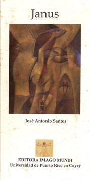 Cover of: Janus | José Antonio Santos