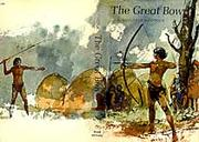 Cover of: The great bow | Reginald Maddock