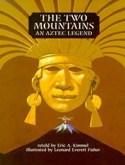 Cover of: The Two Mountains by Eric A. Kimmel
